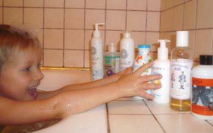 Младенцы и вредные химические вещества