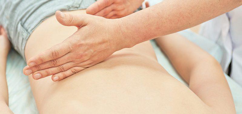 Общие правила проведения массажа