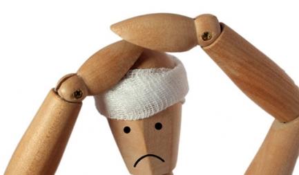 Когда голова раскалывается от боли