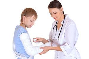 Особенности костной системы у детей
