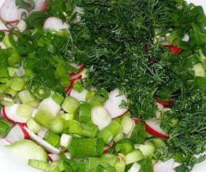 Лучшие салаты для очистки организма