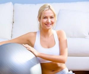 Комплексы упражнений при первичном остеопорозе