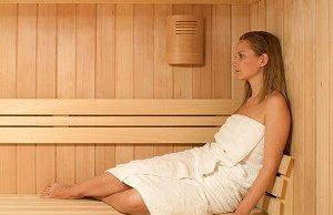 Лечебное воздействие сауны для здоровья спины