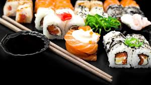 Суши. Искусство суши-трапезы