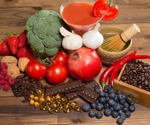 Антиоксиданты: принцип действия и природные источники