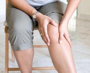 Боли в коленях – женская проблема?