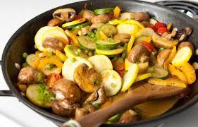 Овощи и блюда из грибов