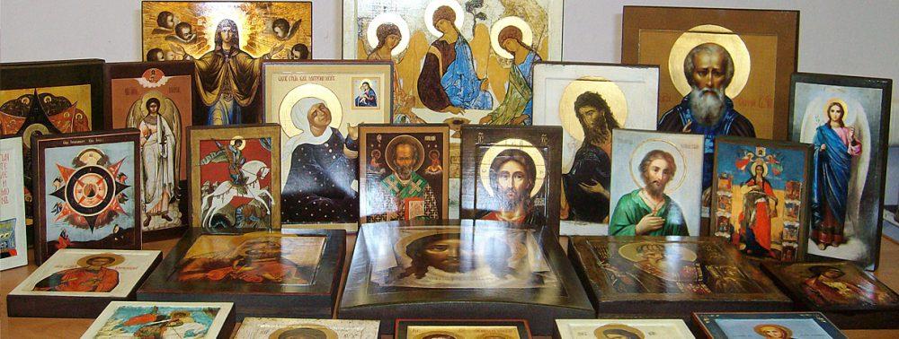 Церковные товары: изделия для души