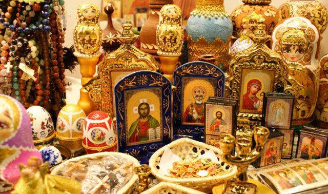 Магазин православных товаров «Доверие»: продукция и стоимость