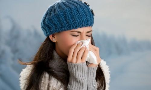 Простудные заболевания в зимний период