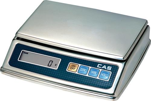 Преимущества настольных весов электронного типа