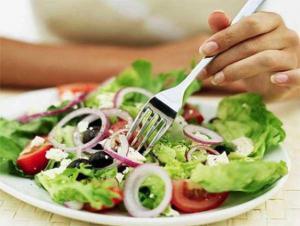 Вегетарианская диета делает людей счастливыми
