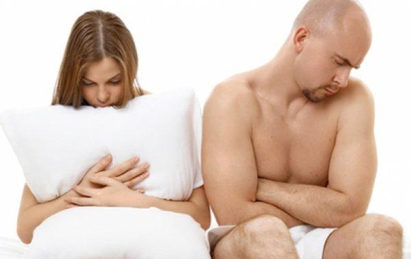 Воздействие инфекции на потенцию мужчины