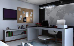 Каким должен быть дизайн домашнего кабинета?