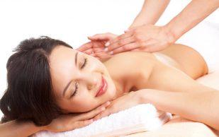 Особенности техники для массажа области спины