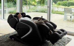 Аудиотерапия в массажных креслах