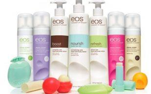 Особенности косметических средств марки «EOS»