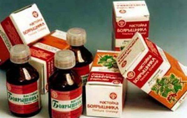 Министерство финансов РФ требует признать настойку боярышника алкогольным напитком