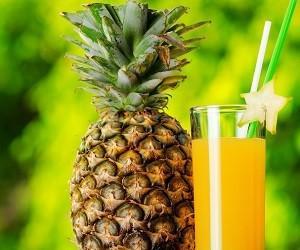 Зачем пить ананасовый сок каждый день