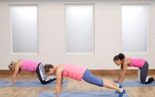Топ упражнений, которые можно делать дома