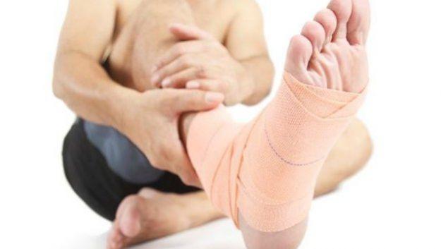 Тренировки: повреждения сухожилий можно избежать