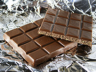 Отечественные изобретатели представили уникальный шоколад