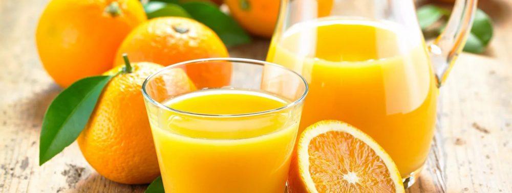 Апельсиновый и грейпфрутовый соки укрепляют кости