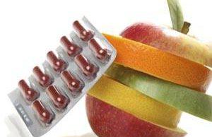 Витамины и микроэлементы при кифозах