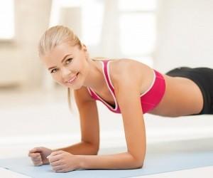 Сексуальная спина: комплекс упражнений для женщин