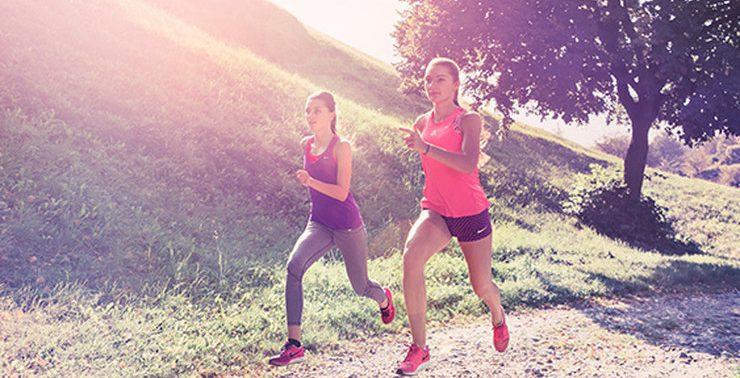 Как заниматься бегом на улице