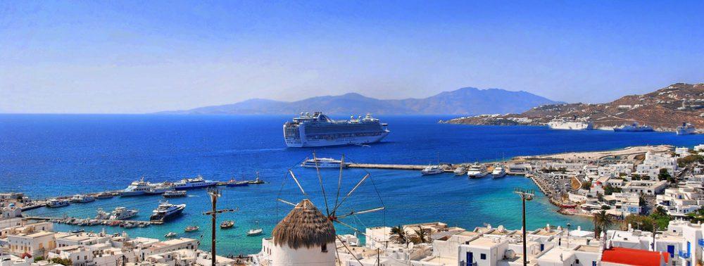 Миконос, Греция: приезжайте – не пожалеете!