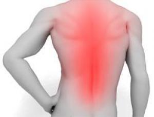 ТОП-8 причин боли в спине