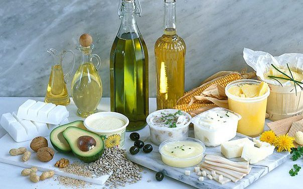 Насыщенные жиры изнашивают суставы