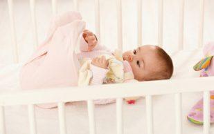 Правильный матрас для малыша