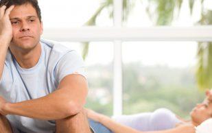 Слабая эрекция: причины, лечение