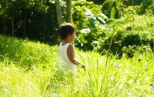 Дети и звуки природы