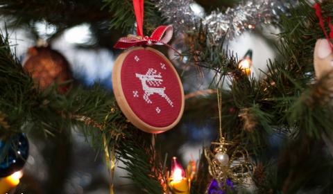Давайте правильно нарядим новогоднюю ёлку