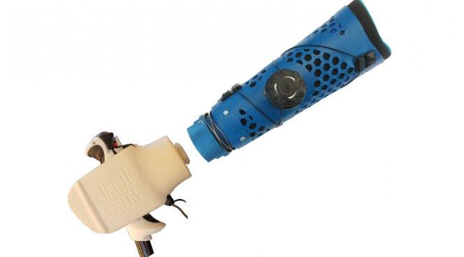 В Швейцарии создали протезы рук для детей по принципу конструктора