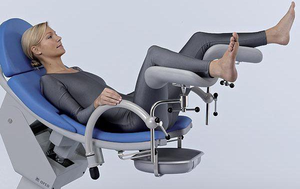 Как выбрать гинекологическое кресло?