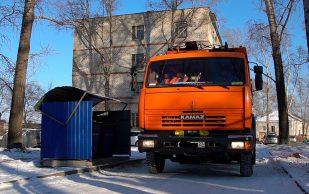 Особенности вывоза бытовых отходов