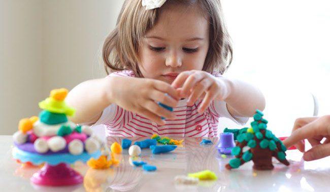 Творческое развитие ребенка