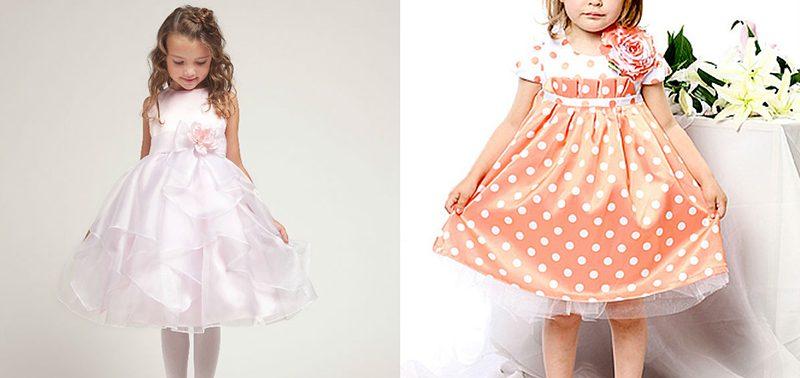 Где лучше покупать платья для девочек?
