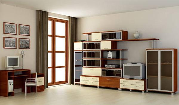 Корпусная мебель — удобство и стиль