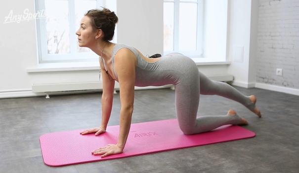 Как расслабить уставшую поясницу: простые упражнения на каждый день
