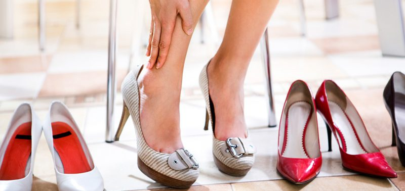Каблуки: носить нельзя отказаться