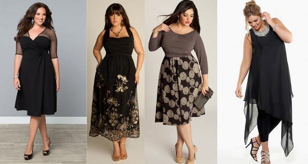 Какие юбки для полных в тренде