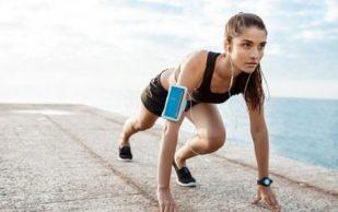 Занятия бегом укрепляют не только тело