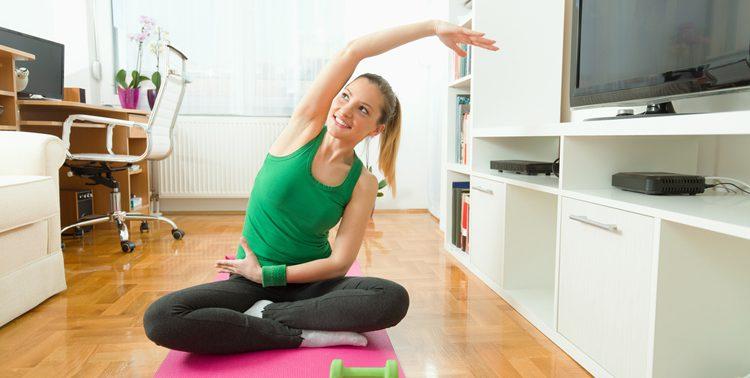 1-2 минуты упражнений в день сделают кости более здоровыми
