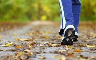 Два часа ходьбы в неделю продлевают жизнь человека