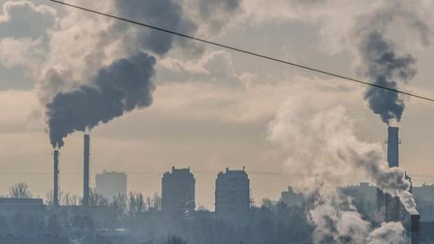 Загрязнение воздуха может быть связано с ослаблением костей